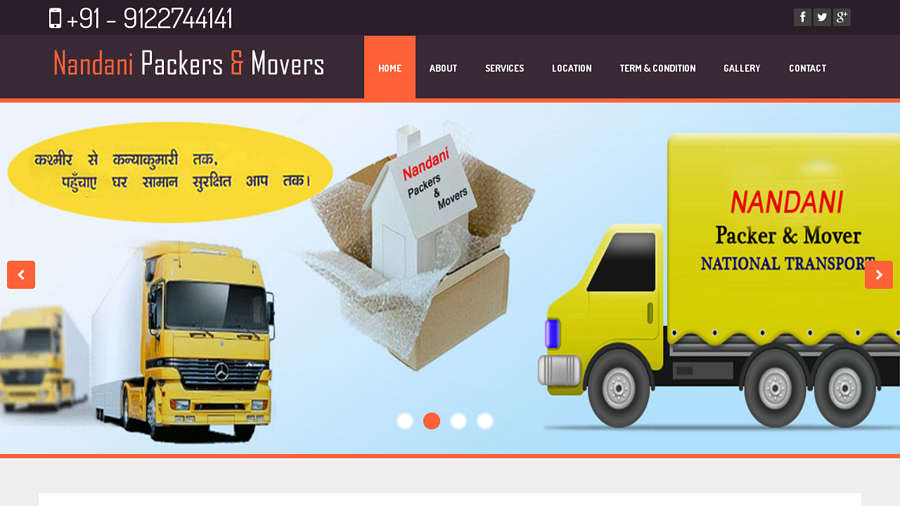 Nandani Packers & Movers