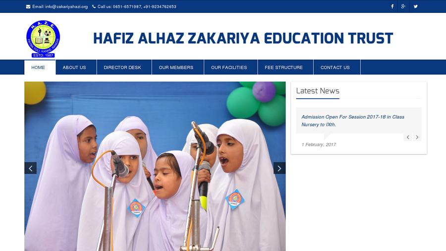 zakariyahazi.org