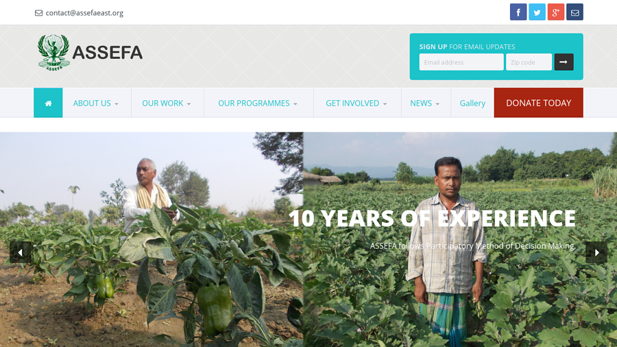 Association for Sarva Seva Farms