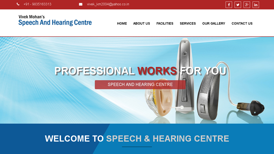 speechandhearingranchi.com