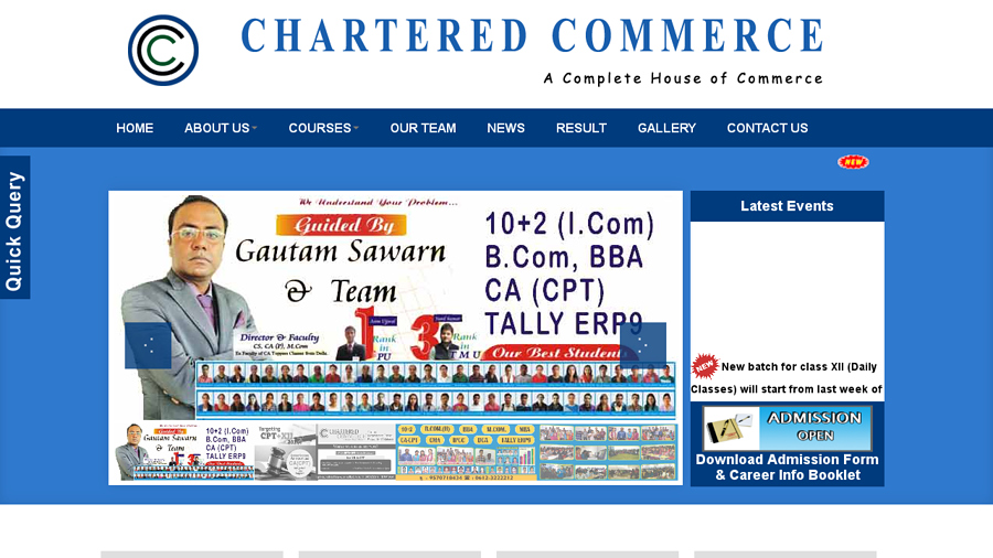 Chartered Commerce