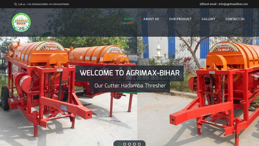 Agrimax Bihar