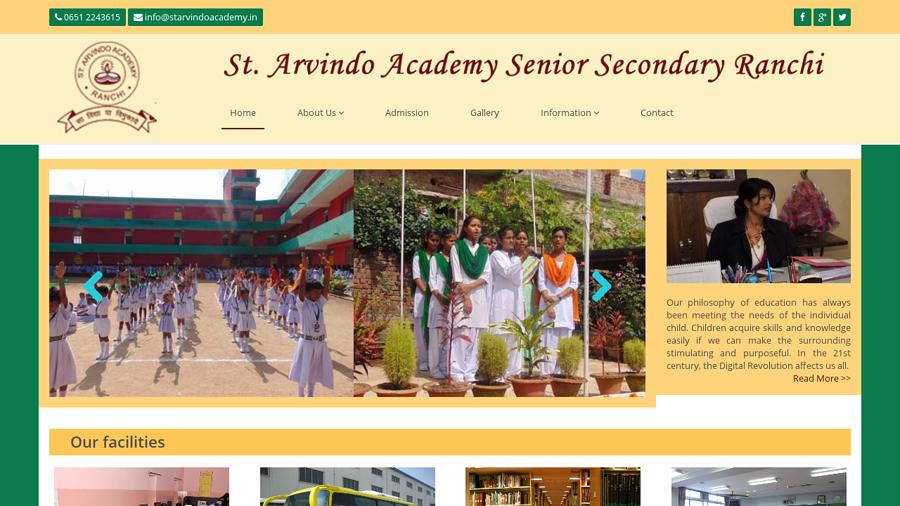 St. Arvindo Academy