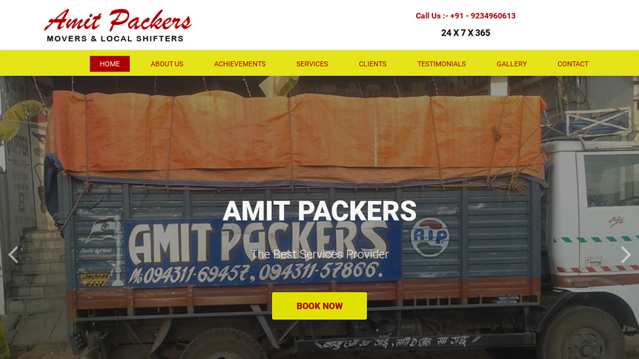 Amit packers