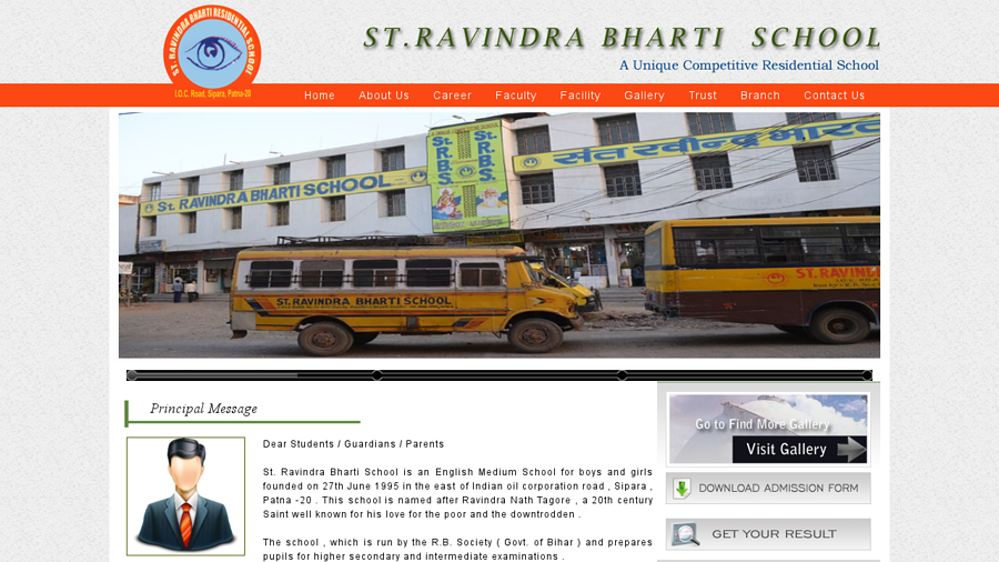 St Ravindra Bharti School